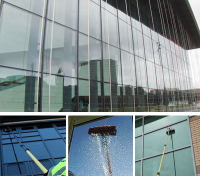 Clearvision National Window Cleaners Worcester