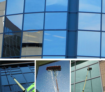 window cleaning in Cheltenham